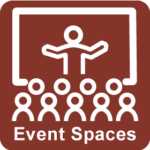 Icon: Events-Spaces - Home Page