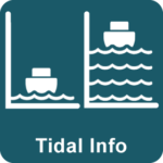 Icon: Tidal Information at Rapid Falls Rapids
